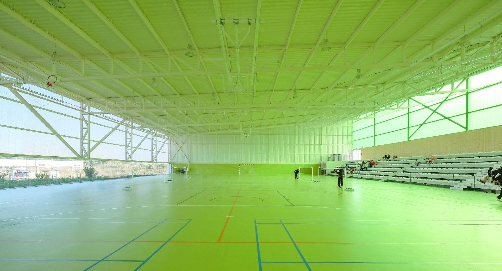 Edificación Deportiva
