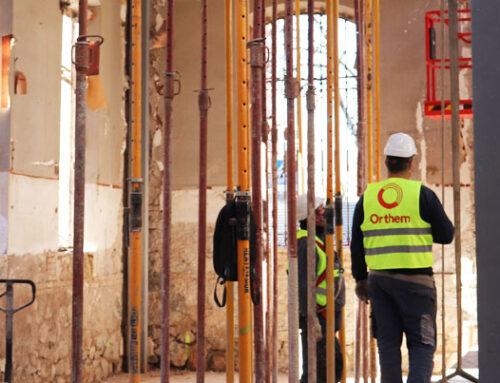 El compromiso de Orthem para el desarrollo sostenible en nuestros servicios de Construcción