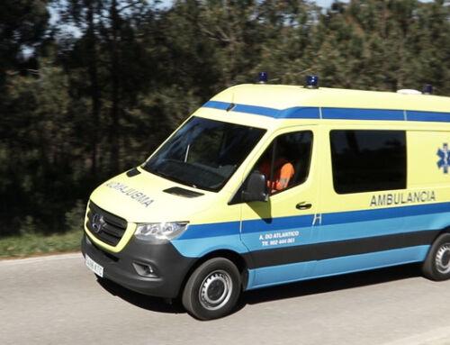 El Sergas renueva la gestión del servicio programado de Vigo con Ambulancias Do Atlántico
