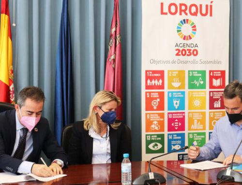 Orthem culminará los trabajos de acondicionamiento del Polígono Industrial 'Saladar II' de Lorquí