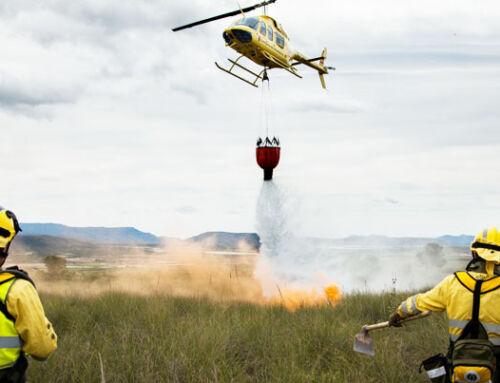Orthem, una pieza más del engranaje para la lucha contra los incendios forestales